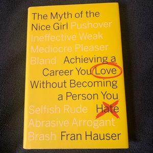 The Myth of the Nice Girl Book